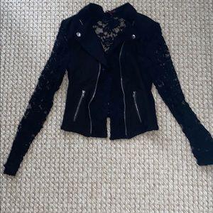 Cute lace vest